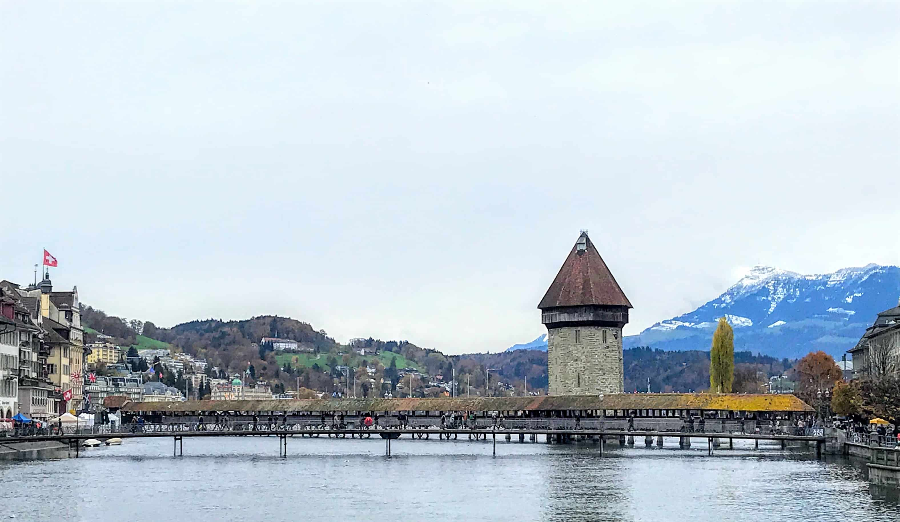 Swiss Travels - Hockey, Lucerne & Centovalli @shawsimpleswaps