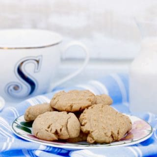 Brown Sugar Tea Cookies + Generations of Love & Food Review