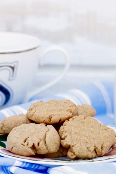 Brown Sugar Tea Cookies + Generations of Love & Food Review @shawsimpleswaps