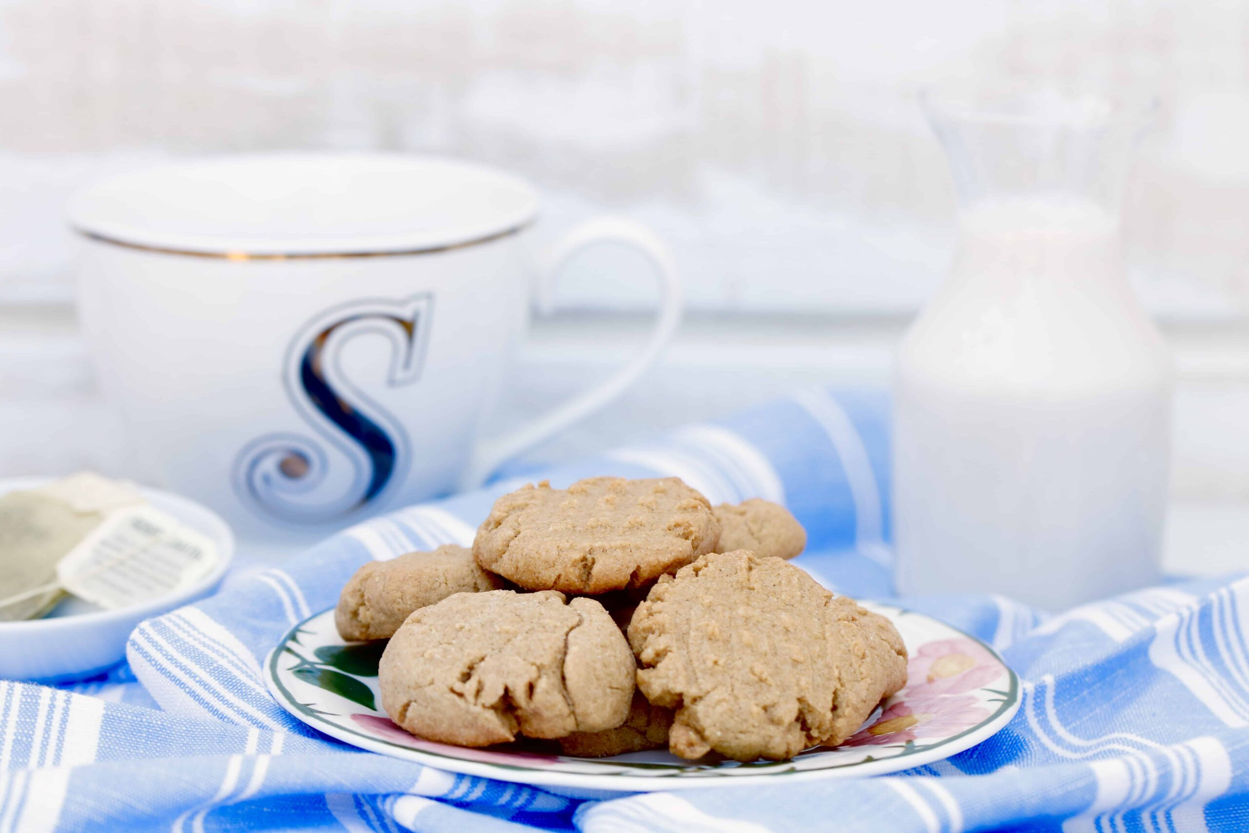 Brown Sugar Tea Cookies + Generations of Love & Food Review @shawsimpleswaps