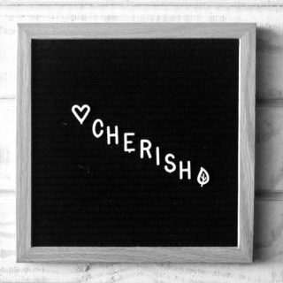 Cherish – My Word for 2018, What's Yours?