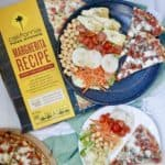 Balance Your Plate - Steakhouse Chopped Salad & California Pizza Kitchen Frozen Crispy Thin Crust Margherita Pizza @shawsimpleswaps