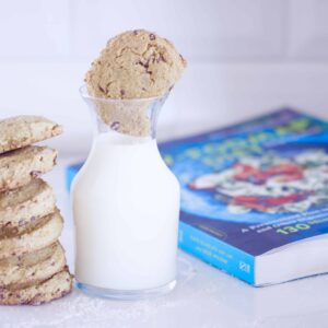 Fodmap Friendly Chocolate Chip Cookies with a Superfood Swap @shawsimpleswaps