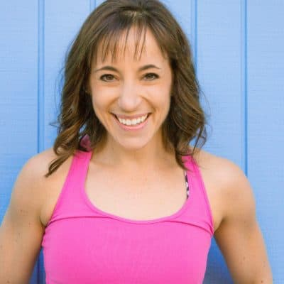 Finding Your Calm- Meet Warrior Women Erica Friedman