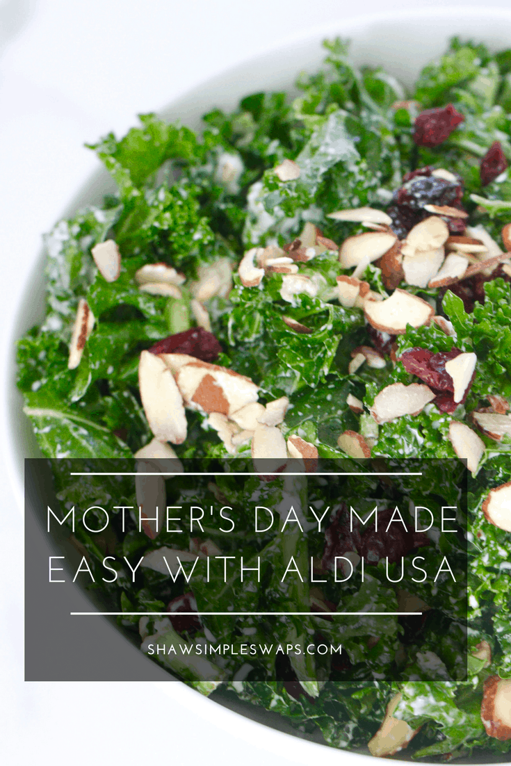 Mother's Day Made Easy with ALDI USA @shawsimpleswaps