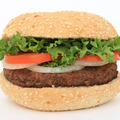 Cheesy Habanero Stuffed Turkey Burger