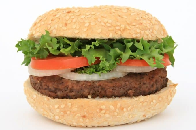 Cheesy Habanero Stuffed Turkey Burger @shawsimpleswaps
