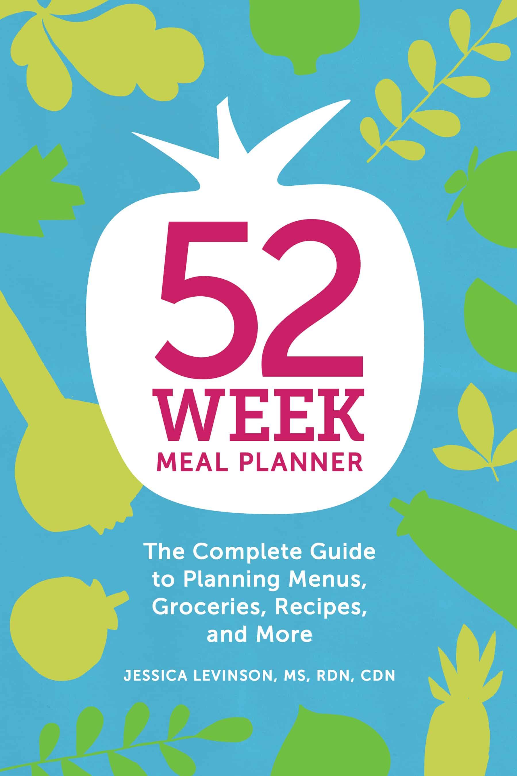 Meal Planning, 52 Week Guide #mealprep #mealplan