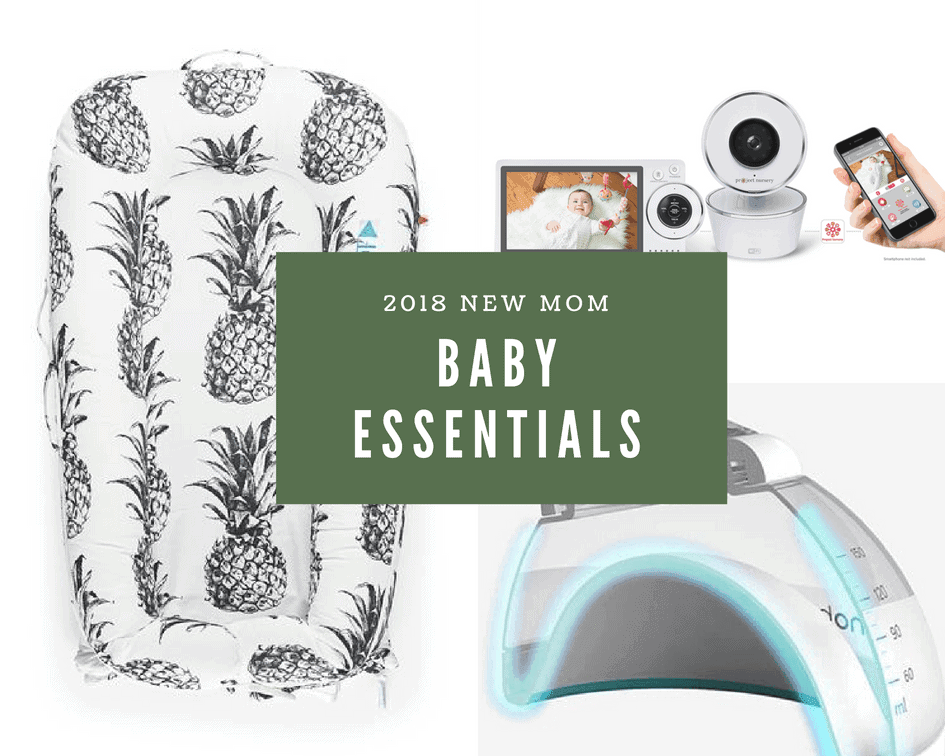 New Mom Baby Essentials - Advice from The Community of Mamas @bumpstobaby