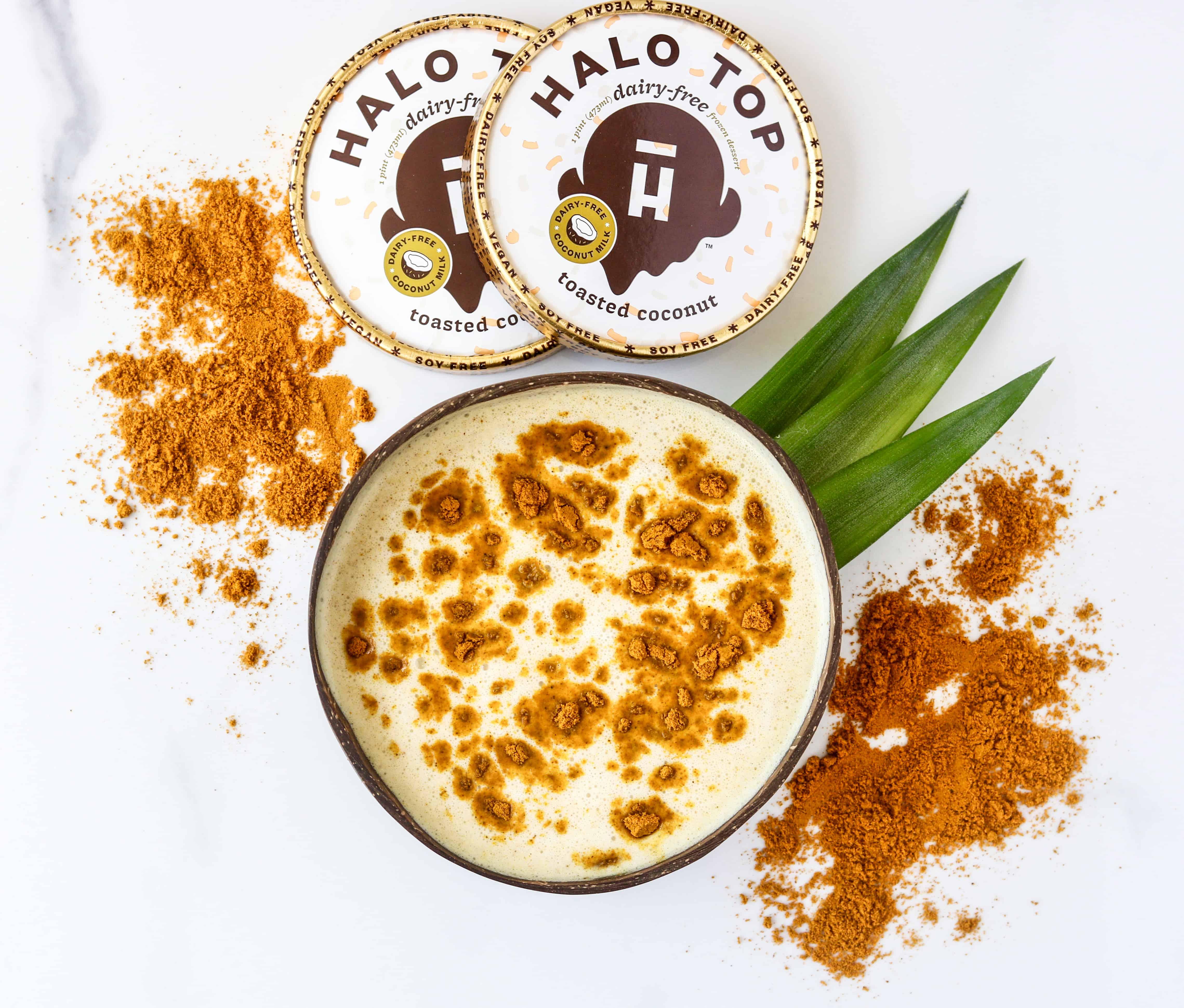 Golden Milk Turmeric Latte - Dairy Free, Vegan @shawsimpleswaps