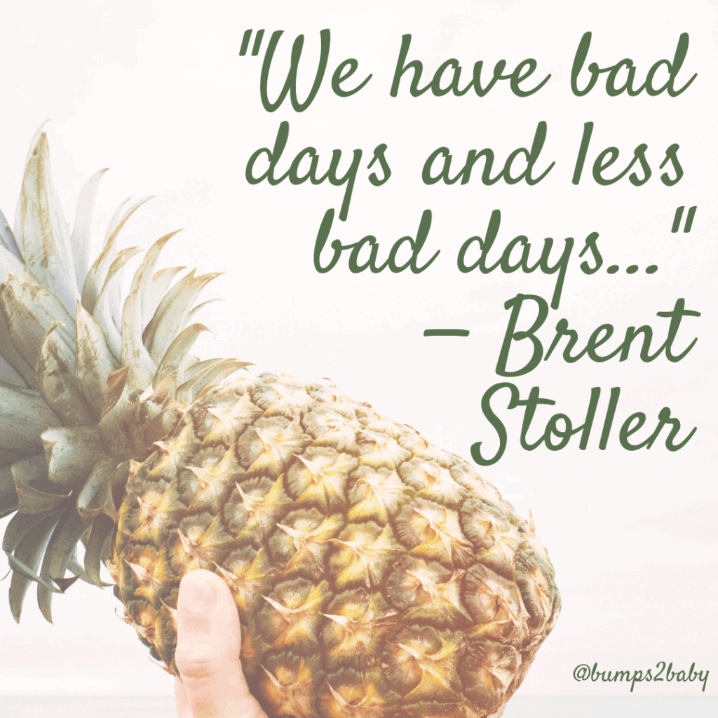 Infertility and Pregnancy Loss with Brent Stoller - Warrior Series