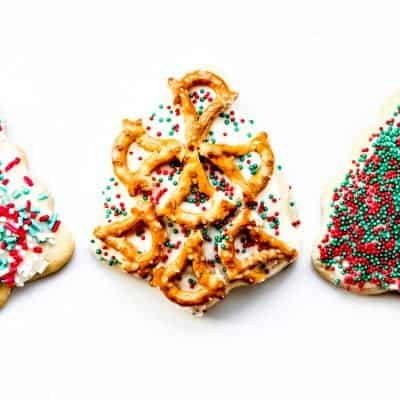 The Best Sugar Cookie Recipe – Holiday Cutouts + Just for Fun!