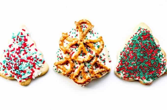 The Best Sugar Cookie Recipe - Holiday Cutouts + Just for Fun! @shawsimpleswaps #bestsugarcookie #sugarcookie #cookiecutouts