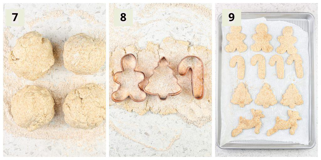 Sugar cookie process