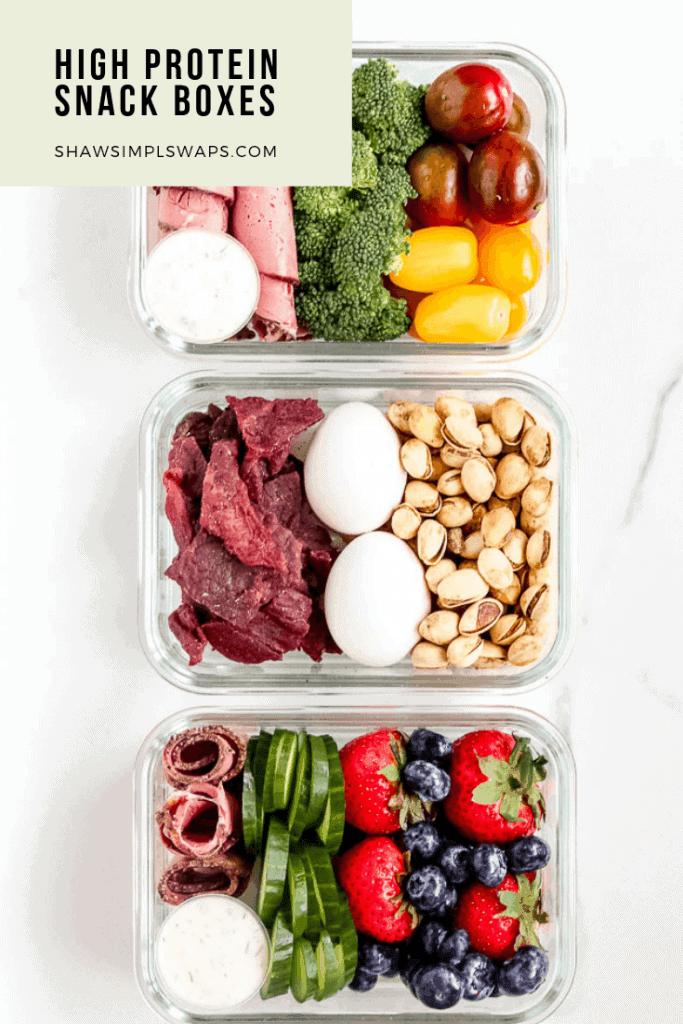 High Protein Snacks - Paleo, Whole 30 & Gluten-Free Options- #highprotein #paleo #paleosnack