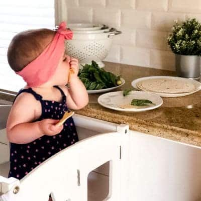 Kitchen Helpers – How to Cook with Kids!