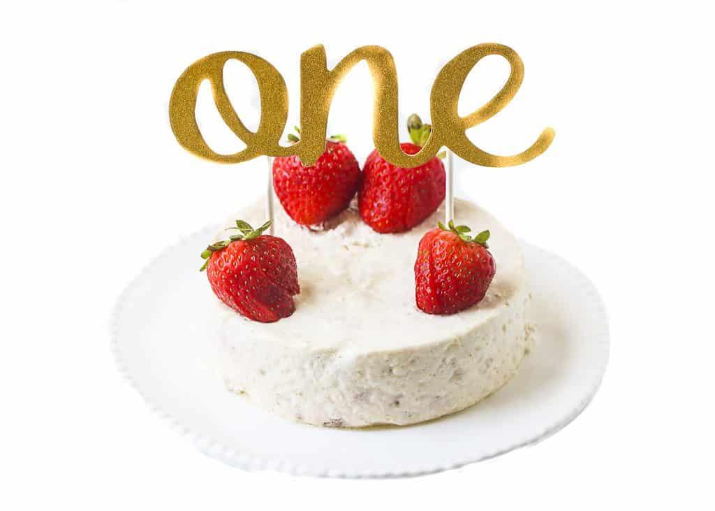 Brilliant Smash Cake Cheesecake Shaw Simple Swaps Birthday Cards Printable Trancafe Filternl
