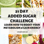 21 Day Added Sugar Challenge