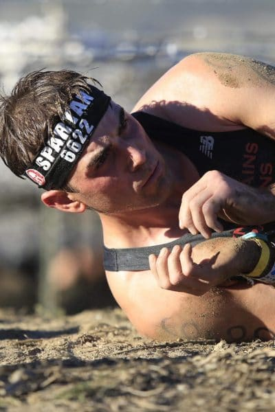 Spartan Nutrition Tips - What to eat pre, during and post workouts to help boost your energy, lose body fat and gain muscle during your training. #spartanrace #spartanracetraining