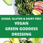 Vegan Green Goddess Dressing