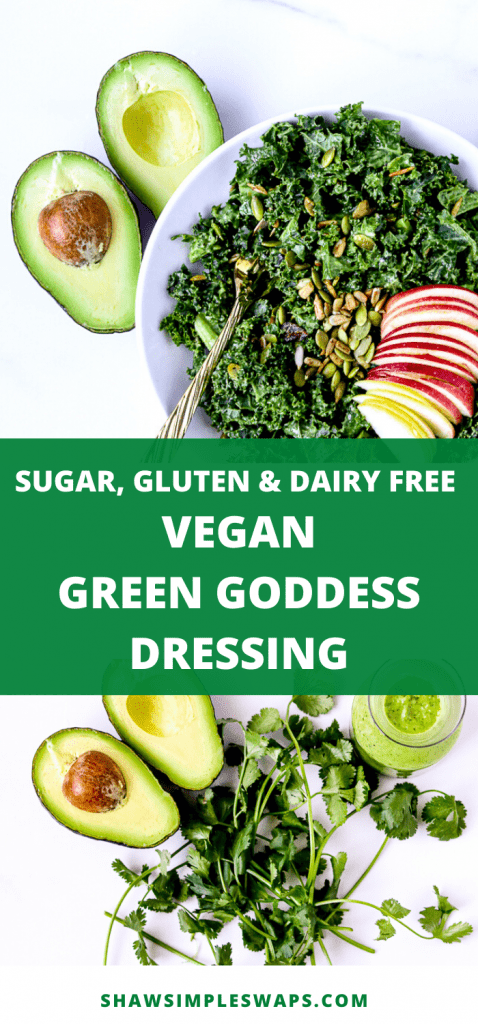 Vegan Green Goddess Dressing