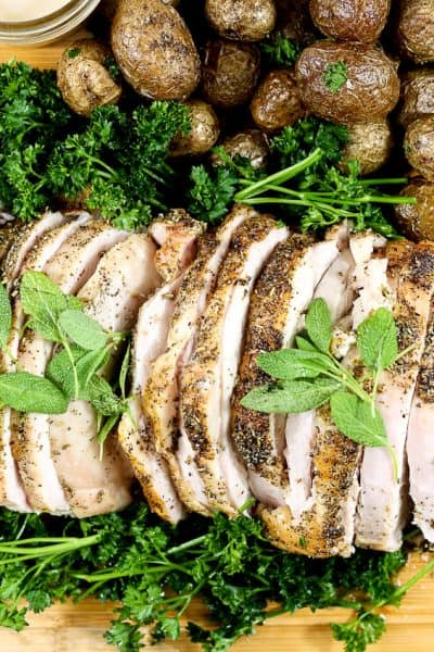 Boneless Turkey Roast Recipe