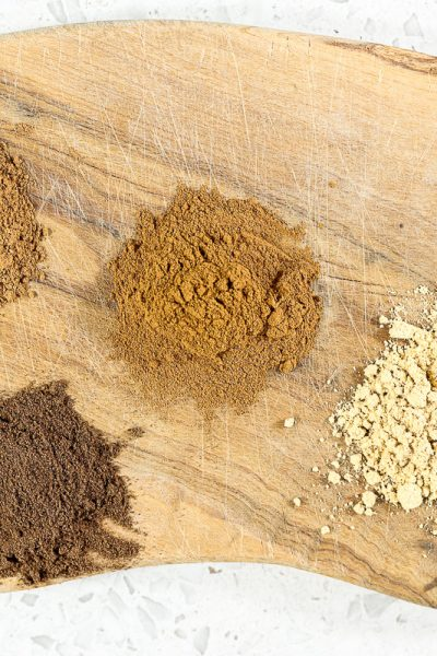 DIY Gingerbread Spice Mix