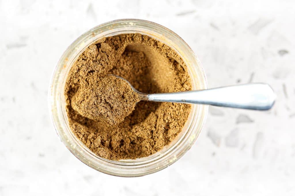 DIY Gingerbread Spice Mix