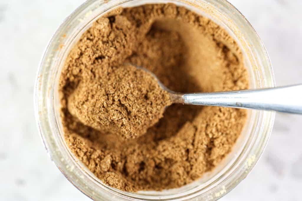 DIY Gingerbread Spice Mix-8