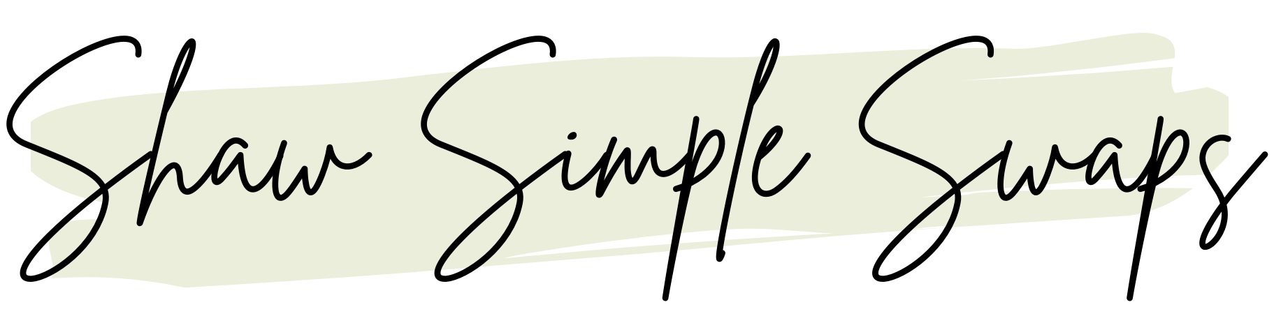 Shaw Simple Swaps logo
