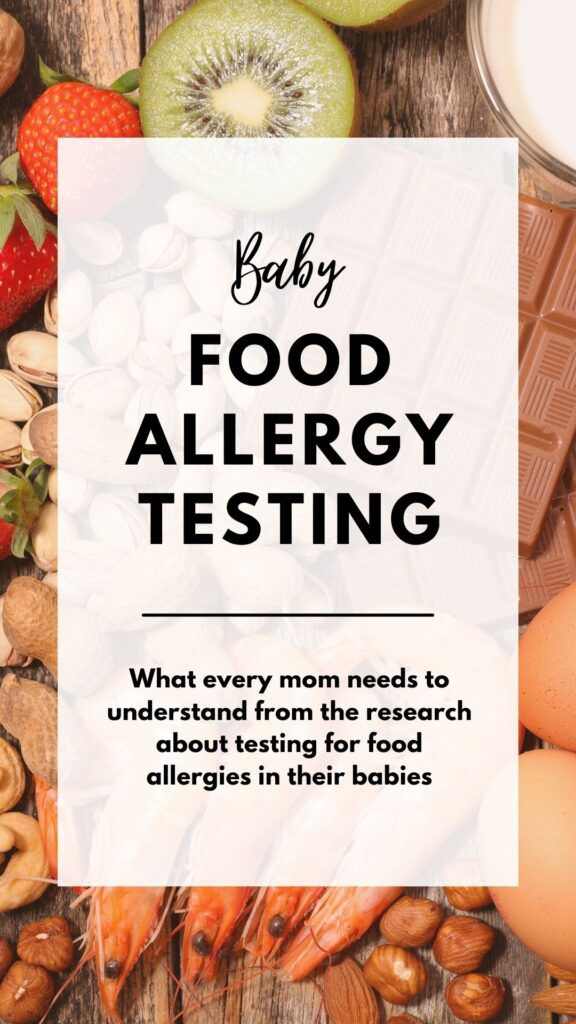 Pinable image for Baby Food Allergy Testing Information